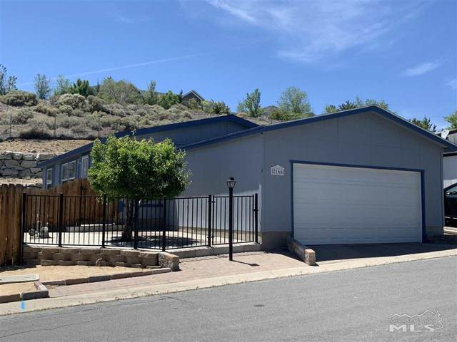 2166 Camellia Drive, Reno, NV 89512 (MLS #210007544) :: Theresa Nelson Real Estate