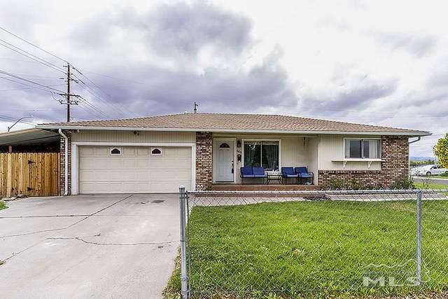 4400 Persimmon Road, Reno, NV 89502 (MLS #210007551) :: Chase International Real Estate