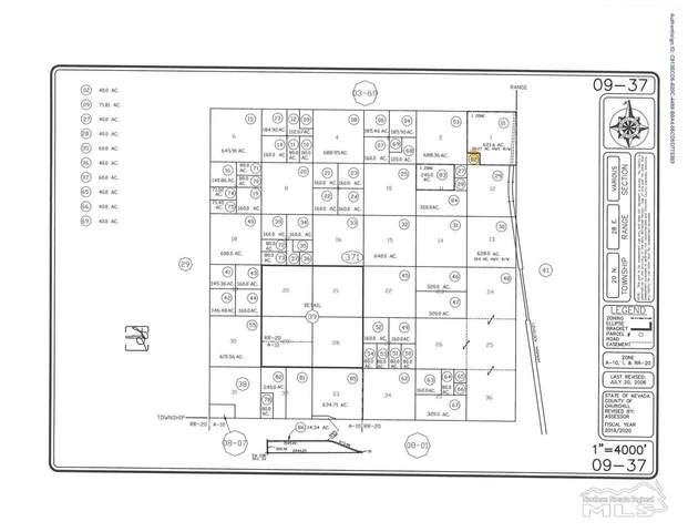 00937102 Lovelock Hwy, Fallon, NV 89406 (MLS #210007569) :: Chase International Real Estate