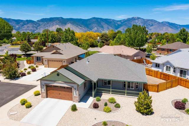 1708 Monticello Ct., Minden, NV 89423 (MLS #210007578) :: NVGemme Real Estate