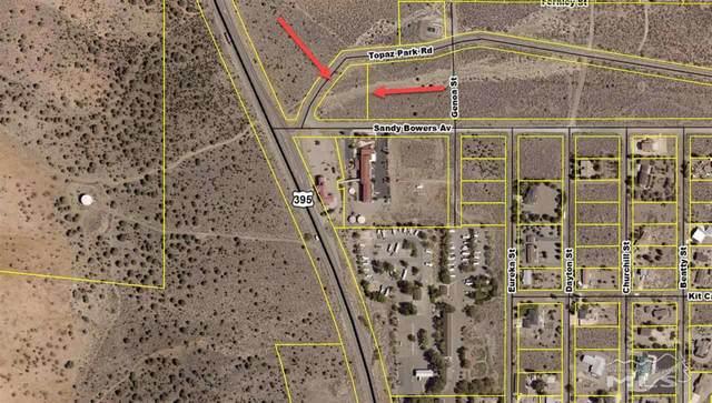 3431 Topaz Park Road, Topaz, NV 89410 (MLS #210007581) :: NVGemme Real Estate