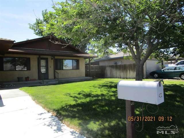 420 Pintail Drive, Fallon, NV 89406 (MLS #210007590) :: Theresa Nelson Real Estate