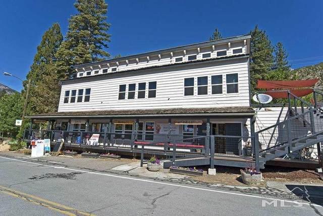 290 Old Pony Express Road, Woodfords, Ca, CA 96120 (MLS #210007598) :: NVGemme Real Estate