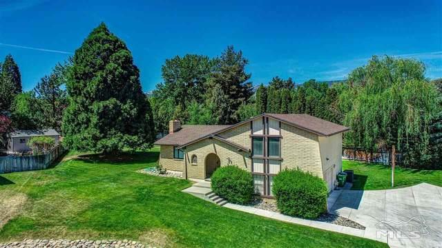 12300 Brentfield Dr, Reno, NV 89511 (MLS #210007599) :: Chase International Real Estate