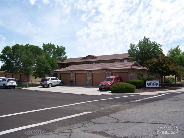 601/602 Timothy Way, Fallon, NV 89406 (MLS #210007601) :: Theresa Nelson Real Estate