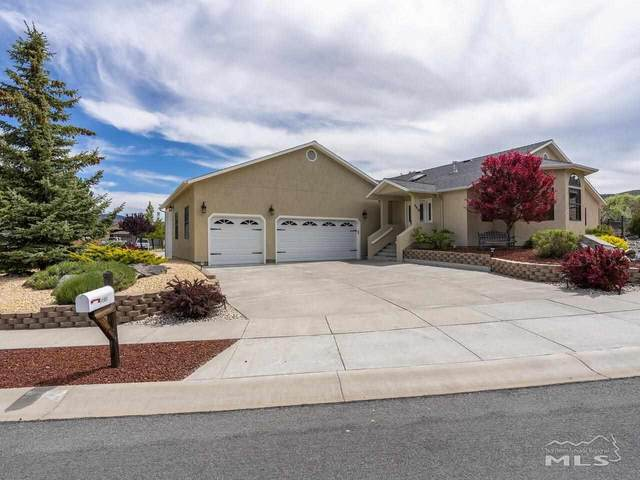 4419 Hidden Meadow Dr, Carson City, NV 89701 (MLS #210007611) :: Theresa Nelson Real Estate