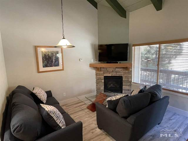 360 Galaxy Lane - E E, Stateline, NV 89449 (MLS #210007615) :: Chase International Real Estate