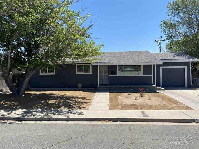 1927 Marian Ave, Carson City, NV 89706 (MLS #210007620) :: The Mike Wood Team