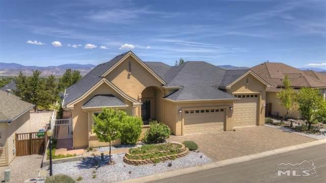 2533 Christmas Tree Drive, Carson City, NV 89703 (MLS #210007628) :: Theresa Nelson Real Estate