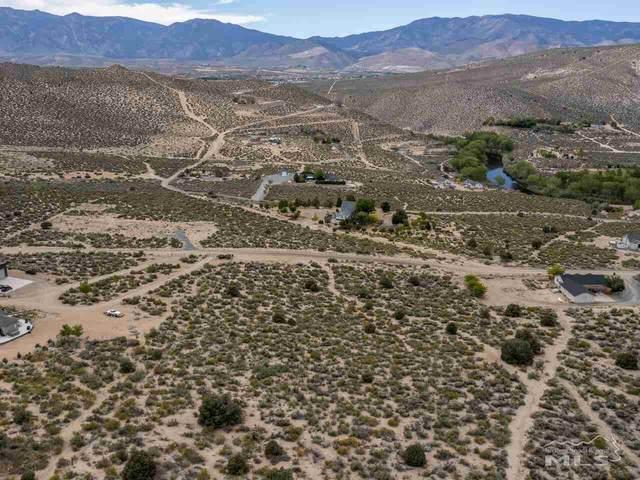 Rio Vista Ln, Carson City, NV 89701 (MLS #210007629) :: Theresa Nelson Real Estate