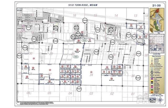 021-302-74, Fernley, NV 89408 (MLS #210007631) :: Vaulet Group Real Estate