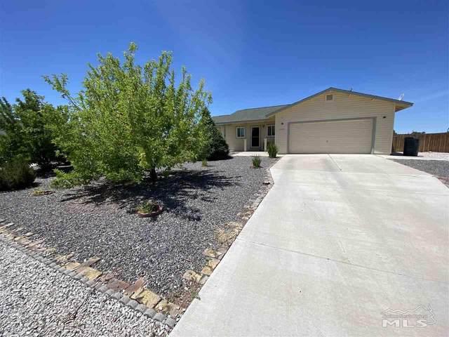 4465 Hawk Drive, Fallon, NV 89406 (MLS #210007650) :: Chase International Real Estate