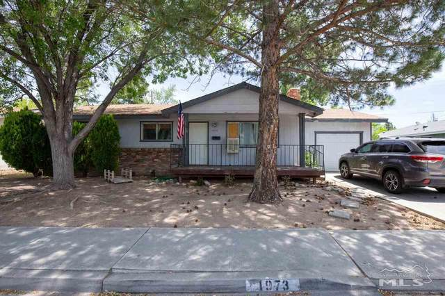 1973 Beverly Dr, Carson City, NV 89706 (MLS #210007652) :: The Mike Wood Team