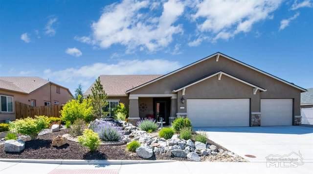 1125 Ferretto Parkway, Dayton, NV 89403 (MLS #210007669) :: Vaulet Group Real Estate