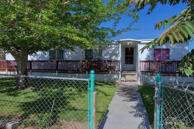 2 Overland Lane, Yerington, NV 89447 (MLS #210007671) :: Craig Team Realty