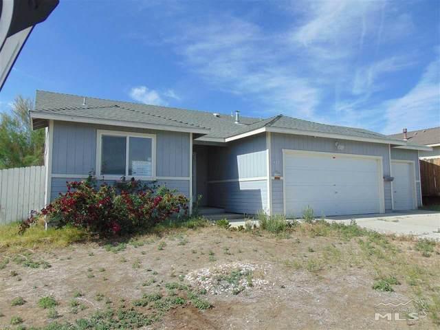 327 Emigrant Way, Fernley, NV 89408 (MLS #210007673) :: Chase International Real Estate