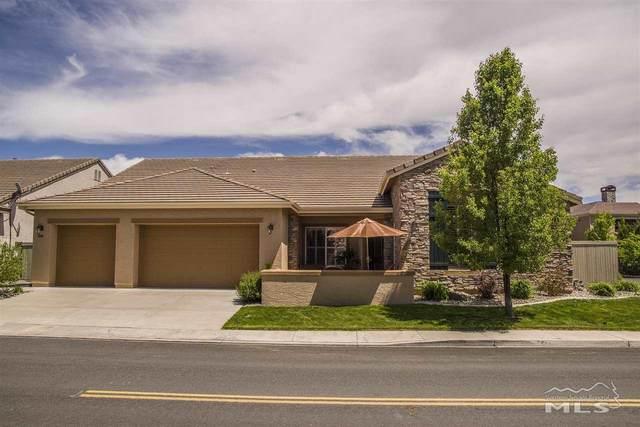 9896 Bridgeview Drive, Reno, NV 89521 (MLS #210007679) :: Chase International Real Estate