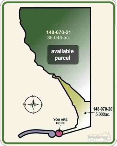 0 Callahan Road, Reno, NV 89511 (MLS #210007680) :: Theresa Nelson Real Estate