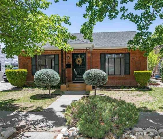 622 Manor Drive, Reno, NV 89509 (MLS #210007684) :: Theresa Nelson Real Estate