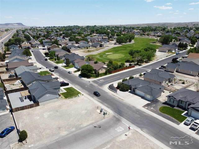 1016 Pepper Lane, Fernley, NV 89408 (MLS #210007693) :: Colley Goode Group- eXp Realty