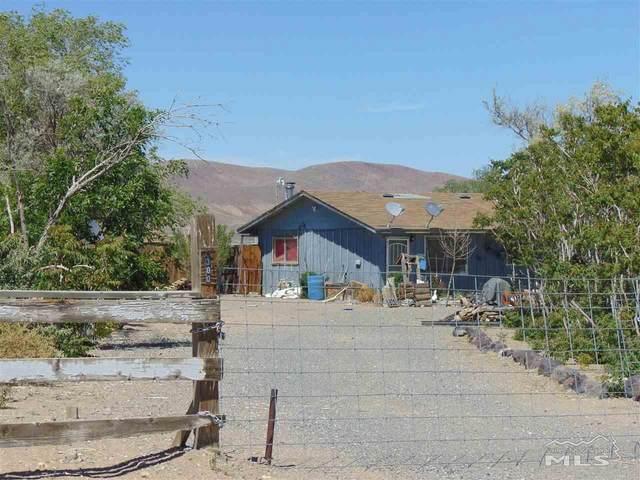 3300 Graham Avenue, Silver Springs, NV 89429 (MLS #210007707) :: Chase International Real Estate