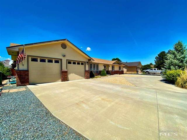 355 Hyacinth St, Sparks, NV 89441 (MLS #210007714) :: Theresa Nelson Real Estate