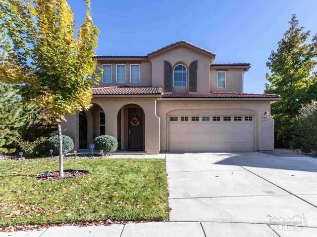 6940 Apus Drive, Sparks, NV 89436 (MLS #210007729) :: Chase International Real Estate