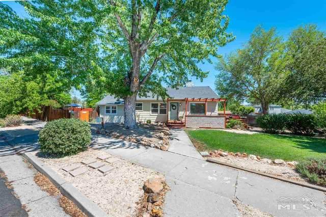 1530 The Strand, Reno, NV 89503 (MLS #210007734) :: Chase International Real Estate