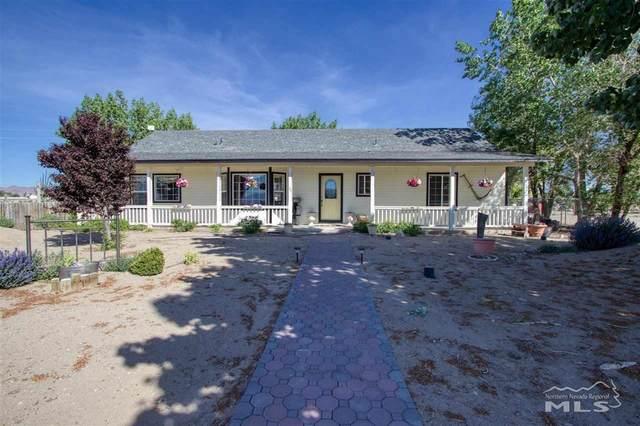25 Kari Lane, Smith, NV 89430 (MLS #210007740) :: Theresa Nelson Real Estate