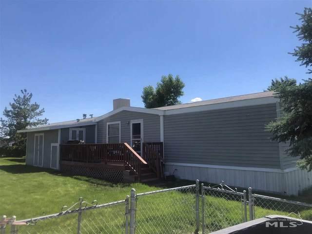 3390 Moon Lane, Winnemucca, NV 89445 (MLS #210007741) :: Colley Goode Group- eXp Realty