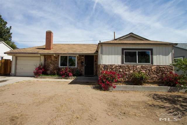 1140 Vance Way, Sparks, NV 89431 (MLS #210007746) :: Chase International Real Estate