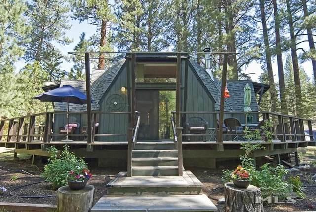 820 Hotsprings Road, Markleeville, Ca, CA 96120 (MLS #210007756) :: Theresa Nelson Real Estate