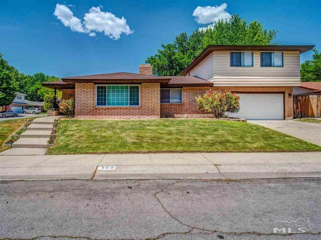 500 Bulette Dr., Carson City, NV 89703 (MLS #210007759) :: Chase International Real Estate