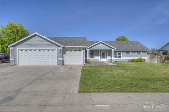 772 Mammoth Way Nv, Gardnerville, NV 89460 (MLS #210007760) :: Colley Goode Group- eXp Realty