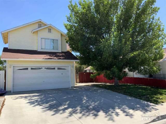 265 Amanda Ln. Nv, Fallon, NV 89406 (MLS #210007769) :: Theresa Nelson Real Estate