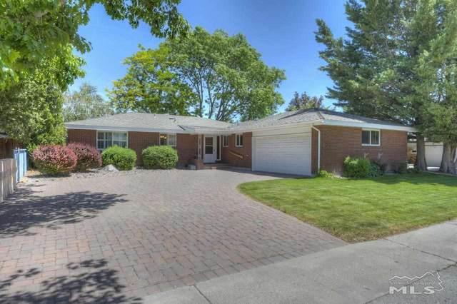 1829 Pyrenees Street, Carson City, NV 89703 (MLS #210007774) :: Chase International Real Estate