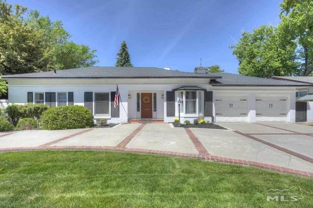 208 Winters Drive, Carson City, NV 89703 (MLS #210007782) :: Chase International Real Estate