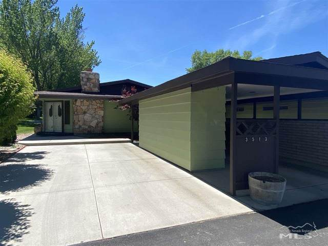3513 E Hidden Valley Drive, Reno, NV 89502 (MLS #210007783) :: The Mike Wood Team