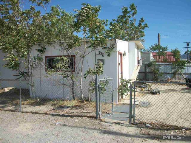 728 7th St, Hawthorne, NV 89415 (MLS #210007785) :: Colley Goode Group- eXp Realty