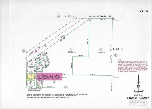 6695 Antelope Circle, Austin, NV 89310 (MLS #210007807) :: Colley Goode Group- eXp Realty