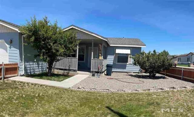 3502 Crown Royal Circle, Winnemucca, NV 89445 (MLS #210007809) :: Chase International Real Estate