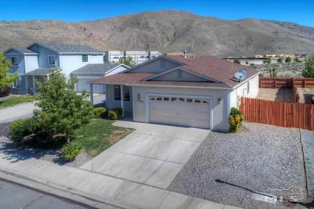 17670 Yearling Ct., Reno, NV 89508 (MLS #210007822) :: Chase International Real Estate