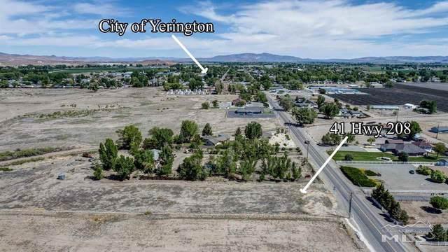 41 Highway 208, Yerington, NV 89447 (MLS #210007824) :: Craig Team Realty