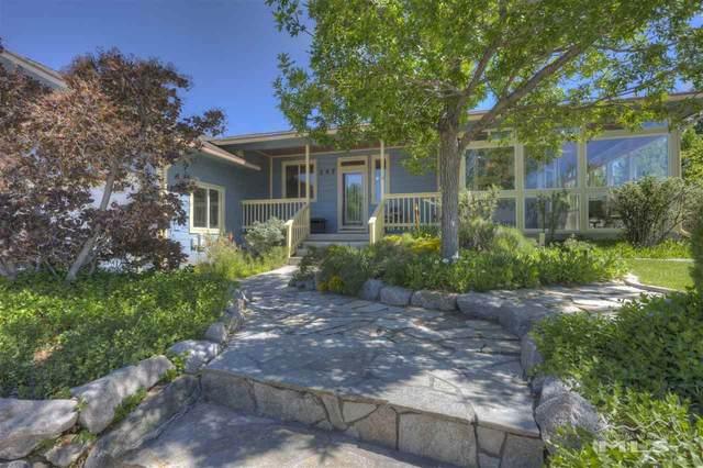 247 Parkhill Drive, Carson City, NV 89701 (MLS #210007826) :: Chase International Real Estate