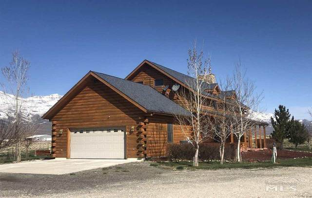 3165 S. Us Hwy 93, Wells, NV 89835 (MLS #210007827) :: Colley Goode Group- eXp Realty