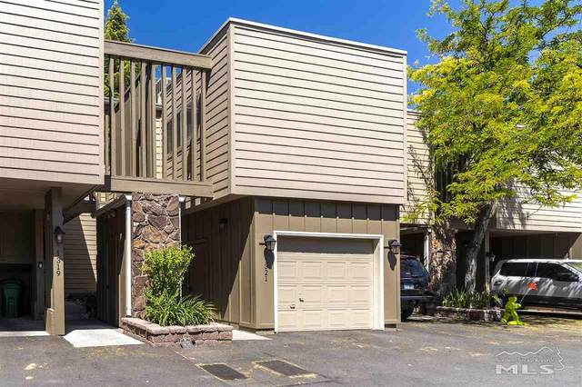 1321 Jones St, Reno, NV 89503 (MLS #210007832) :: Chase International Real Estate