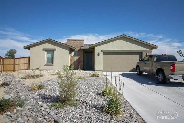 701 Raptor, Fernley, NV 89408 (MLS #210007833) :: Chase International Real Estate