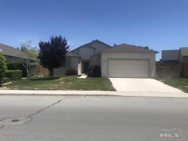 1656 Picetti, Fernley, NV 89408 (MLS #210007841) :: Chase International Real Estate