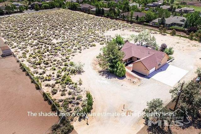 7434 Baldwin Circle, Sparks, NV 89436 (MLS #210007844) :: Chase International Real Estate