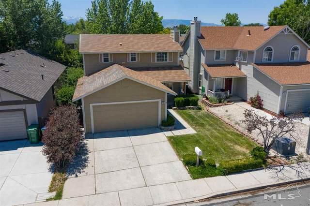 1961 Burnside Drive, Sparks, NV 89434 (MLS #210007845) :: Theresa Nelson Real Estate